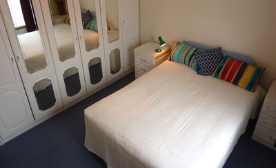 Ensuite double room with lots of cupboard space (Rm 1)